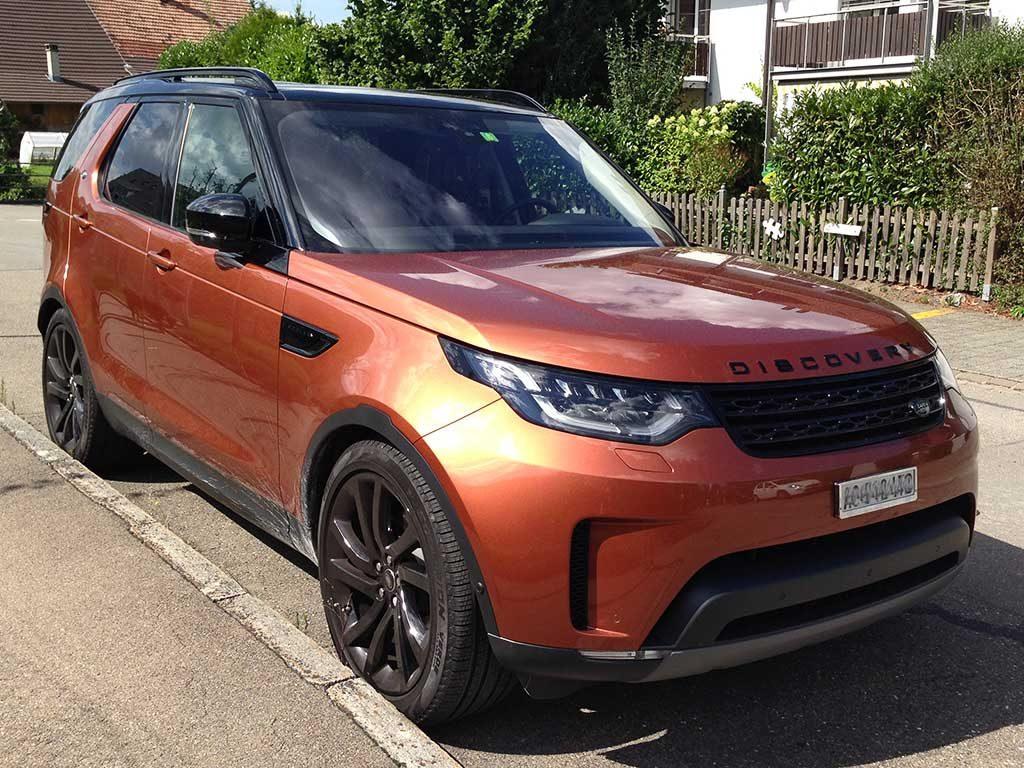 Land Rover Discovery Autoankauf Schweiz