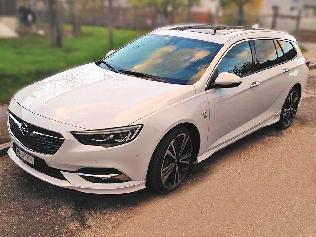 Opel Insignia 2017 Autoankauf Schweiz