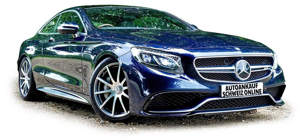 Autoankauf Schweiz Mercedes-Benz Coupe