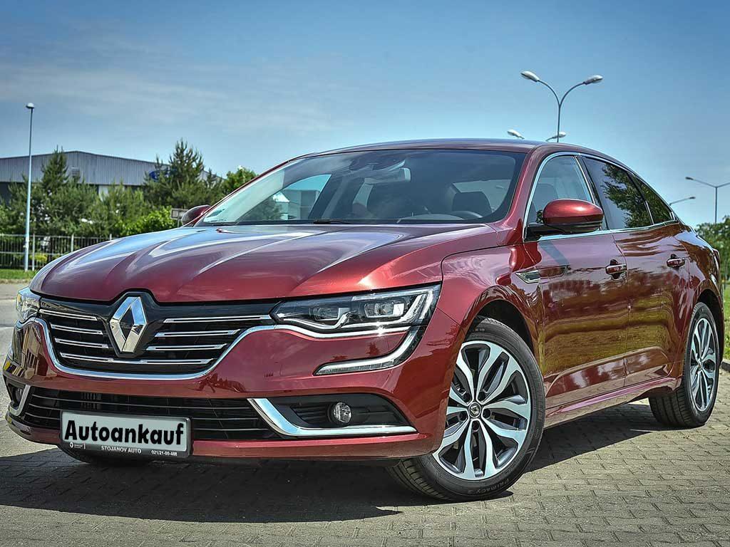 Renault Talisman Limousine Autoankauf Schweiz
