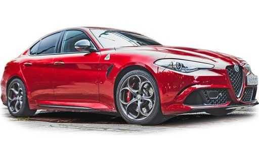 Alfa Romeo Giulia Quadrifoglio-Autoankauf-schweiz-online