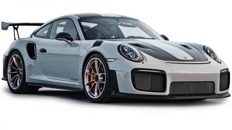Porsche 911 GT2 RS Sportscar Autoankauf Schweiz