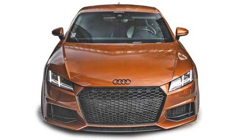 Audi Front Autoankauf Schweiz Online
