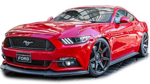 Ford Mustang Muscle Car Autoankauf Schweiz