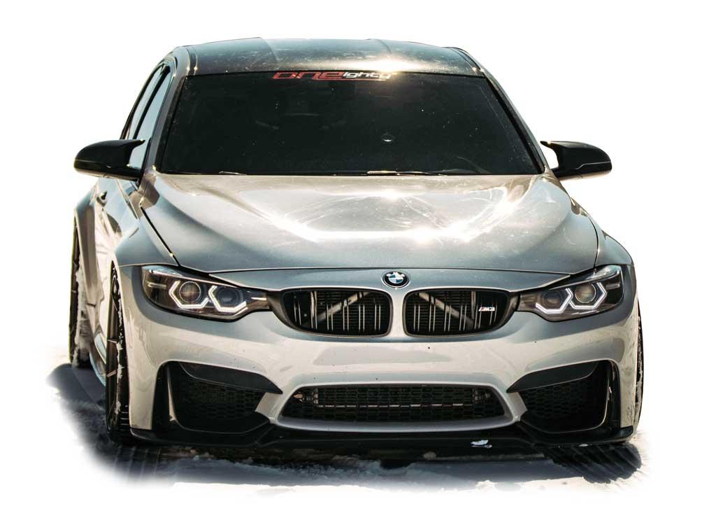 BMW M3 Front Autoankauf Schweiz Online